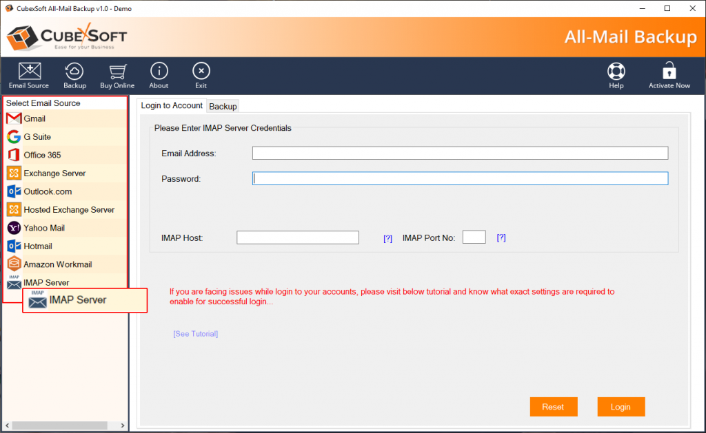 How to Backup, Download & Save Zimbra Emails to Hard Drive